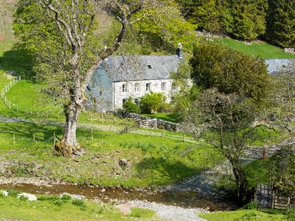 Blaen Y Cwm Farm House